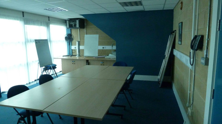 Committee or Heritage Rooms